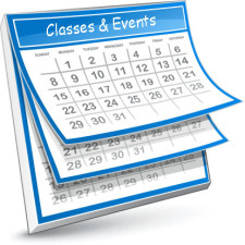CalendarClassesAndEvents