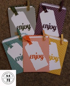 Enjoy Mini Gift Bag