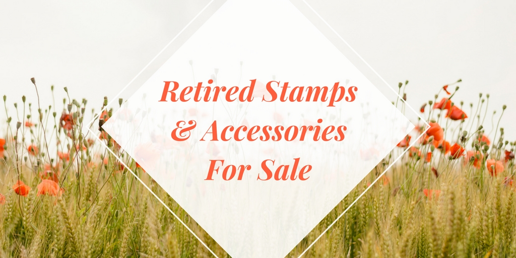 Retired Stamps & Accessories For Sale