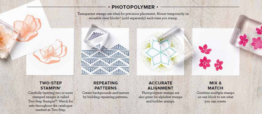 To Clean Photopolymer Stamps